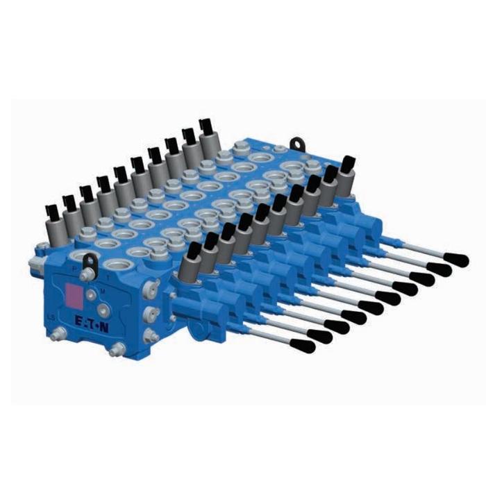 Eaton CLS180 Proportional Valves Load-Sensing Valve