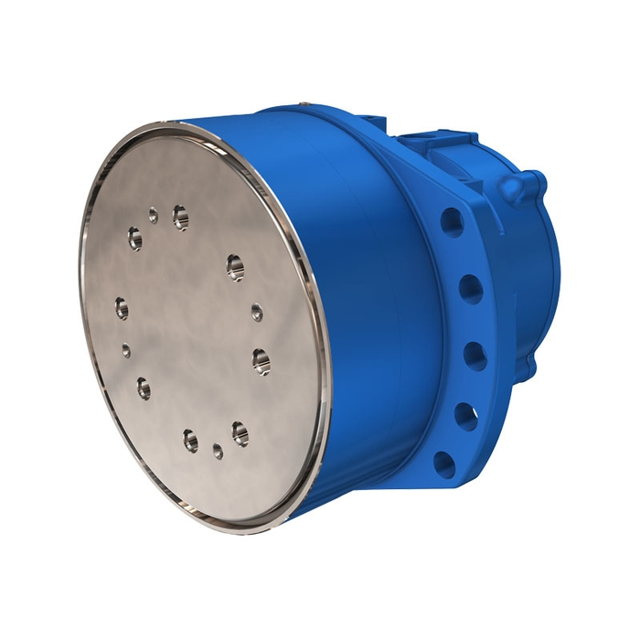 Poclain MK/MKE18 Series Motors